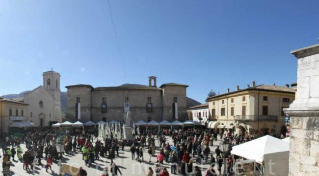 Nero Norcia la manifestazione dedicata al tartufo nero, specialità tipica dell'Umbria