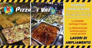 Pizza e vai - lavori di ampliamento e ristrutturazione locali