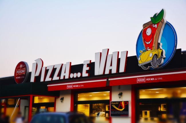 Notizie - Area di servizio  Ristorante Bar Orte A1 Pizza e Vai